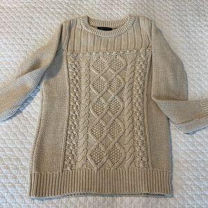 Banana Republic Chunky Cable Sweater